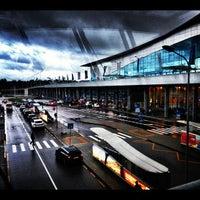 Photo taken at Terminal D by Inho K. on 9/1/2013
