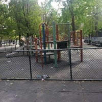 Photo taken at Dry Dock Playground & Pool by Kobie B. on 9/5/2013