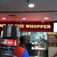 Photo taken at Burger King by Kobie B. on 12/29/2012