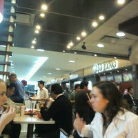 Photo taken at Fast Food Plaza Arcos by Daniel H. on 4/9/2013