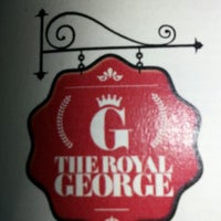 Photo taken at The Royal George by Caio Cesar P. on 5/10/2013
