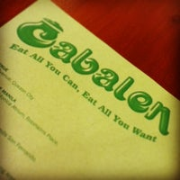 Photo taken at Cabalen by R A G. on 2/20/2013