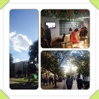Photo taken at HUB Curitiba by Sueane on 6/12/2014