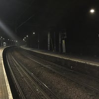 Photo taken at Wivenhoe Railway Station (WIV) by Londowl on 1/15/2017