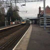 Photo taken at Wivenhoe Railway Station (WIV) by Londowl on 12/8/2016