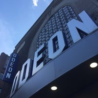 Photo taken at Odeon by Londowl on 7/2/2017