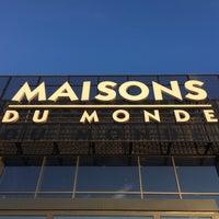 Photo taken at Maisons du Monde by Bastian B. on 1/20/2016