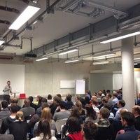 Das Foto wurde bei SCE Strascheg Centre for Entrepreneurship von Bastian B. am 11/27/2014 aufgenommen