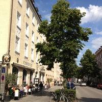 Das Foto wurde bei Schwabinger Wassermann von Bastian B. am 6/30/2013 aufgenommen