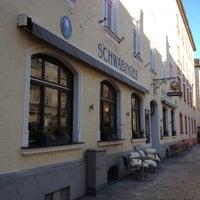 Das Foto wurde bei Schwabinger Wassermann von Bastian B. am 10/31/2012 aufgenommen