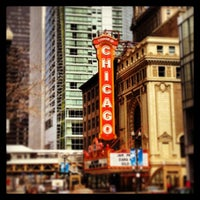 Foto tomada en The Chicago Theatre  por Joseph C. el 4/28/2013