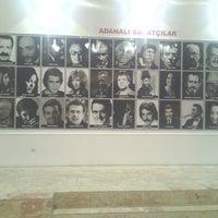 9/20/2014 tarihinde Harun K.ziyaretçi tarafından 75. Yıl Sanat Galerisi'de çekilen fotoğraf