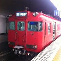 Photo taken at Sakaemachi Station (ST01) by Super W. on 6/14/2013