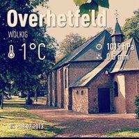 Photo taken at Overhetfeld by Markus R. on 4/1/2013