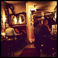 Photo taken at Osteria Campunni by Markus R. on 10/4/2012
