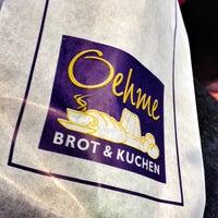 Das Foto wurde bei Oehme Brot & Kuchen GmbH von Markus R. am 6/12/2013 aufgenommen