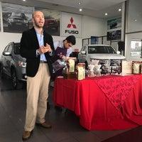 Photo taken at Motorysa Mitsubishi Colombia by Adriana R. on 2/24/2017