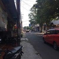 Photo taken at Jalan Gajayana by Azzam J. on 3/2/2018