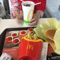 Photo taken at McDonald's by Azzam J. on 1/9/2018