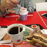 Photo taken at McDonald's by Azzam J. on 2/8/2018