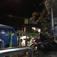 Photo taken at Jalan Gajayana by Azzam J. on 1/27/2018