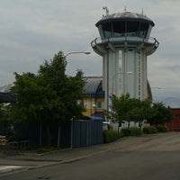 Photo taken at Norrköping Airport (NRK) by Gaui B. on 7/5/2013