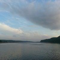 Photo taken at Shikellamy State Park Marina by Deuane H. on 5/11/2013