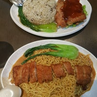 Photo taken at Xin Wang Hong Kong Café by Cheries O. on 9/23/2016
