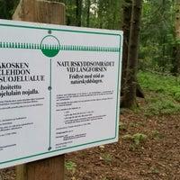 Photo taken at Pitkäkosken luonnonsuojelualue by Mika V. on 8/19/2016
