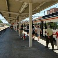 Photo taken at Cercanías Alcalá de Henares by Mika V. on 8/14/2016