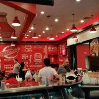 Photo taken at Ketchup Premium Burger Bar by Mika V. on 6/20/2016