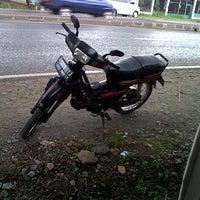 Photo taken at Jl Pantura Perbatasan Subang_Karawang by Adry W. on 12/16/2012
