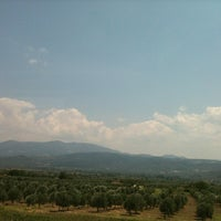 Photo taken at Balıkesir - Manisa Yolu by Ömer K. on 7/20/2013