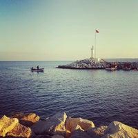 Photo taken at Selimpaşa Liman by Yeşer G. on 11/11/2012