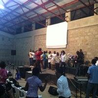 Photo taken at Worship Harvest Naalya by Noah B. on 9/27/2013