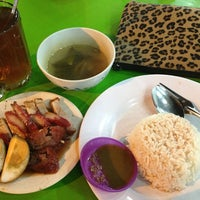 Photo taken at Semarang Food Center (Medan Chinatown) by Natalia G. on 12/25/2012