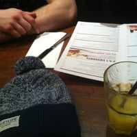 Photo taken at The Slug and Lettuce by Tom on 1/2/2013