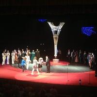 Снимок сделан в Театр им. Ивана Франко пользователем Yuliya S. 7/6/2013