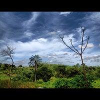 Photo taken at Desa Lengkong Gudang by Chandra P. on 4/4/2013