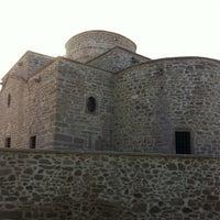 9/15/2012 tarihinde Doğukanziyaretçi tarafından Aya Elenia Kilisesi ve Müzesi'de çekilen fotoğraf