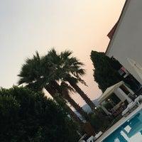 8/15/2017 tarihinde Ece Ezgi E.ziyaretçi tarafından Gocek Lykia Resort Hotel'de çekilen fotoğraf