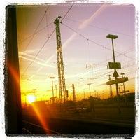 Photo taken at Dortmund Central Station by obcram B. on 9/20/2012