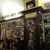 Photo taken at Gelateria Primavera by Sergio C. on 1/3/2013