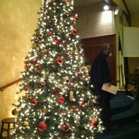 Photo taken at Palm Springs presbyterian church by Kelsey on 12/25/2012