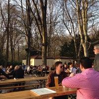 Photo taken at Café am Neuen See by Berlin Love on 3/30/2014