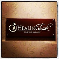 Photo taken at Healing Touch by Katy P. on 12/9/2012