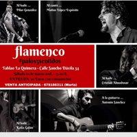 Foto tomada en Tablao Flamenco Cafetín La Quimera por Vicky A. el 3/10/2018