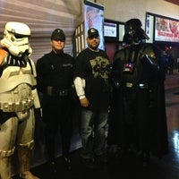 Photo taken at Alamo Drafthouse Cinema – Village by Andre' H. on 3/7/2013
