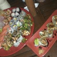 Photo taken at Garden Sushi by Luiz P. on 1/30/2015