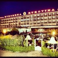 """Снимок сделан в Готель """"Буковина"""" / Bukovyna Hotel пользователем aberten 11/8/2012"""